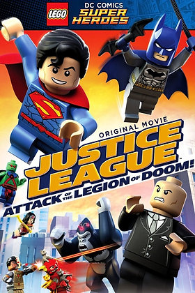 Lego Justice League - Attack of the Legion of Doom! | HD | GP | UK