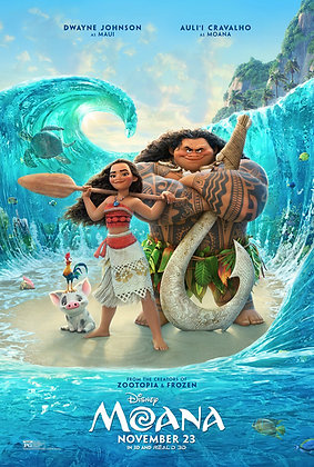 Moana | HD | Movies Anywhere | USA