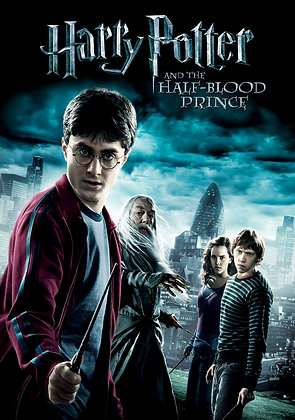 Harry Potter and the Half-Blood Prince | HD | Movies Anywhere or VUDU | USA