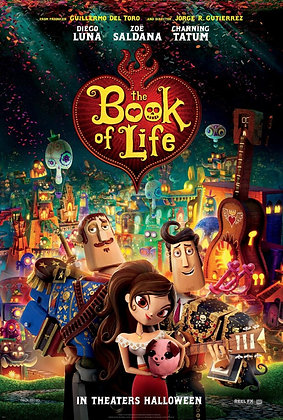 Book of Life, The | HD | Google Play | UK