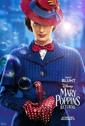 Mary Poppins Returns | 4K | Movies Anywhere | USA