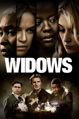 Widows | HD | Movies Anywhere, VUDU or Google Play | USA