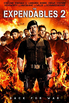 Expendables 2, The | 4K | iTunes | USA