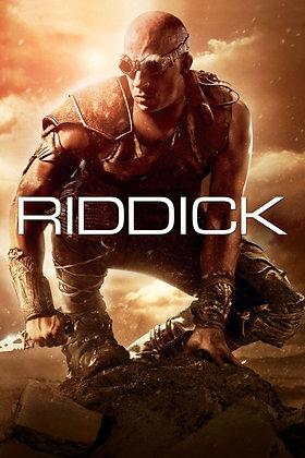 Riddick | HD | iTunes | USA