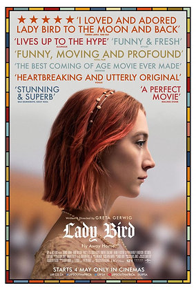 Lady Bird | HD | Google Play | UK