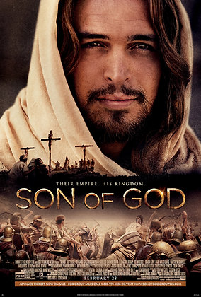 Son of God | HD | Movies Anywhere, VUDU or Google Play | USA