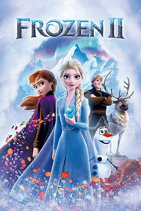 Frozen II | HD | Movies Anywhere | USA