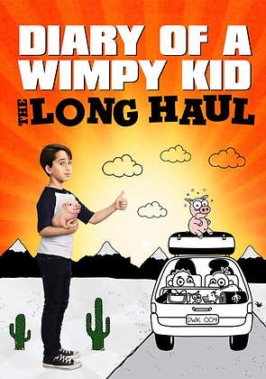 Diary of a Wimpy Kid: Long Haul | HD | MA, VUDU, iTunes or GP | USA