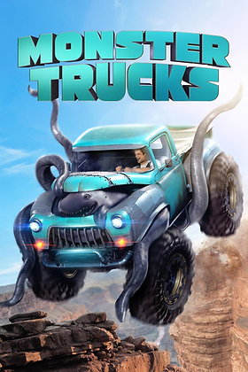 Monster Trucks | HD | VUDU | USA