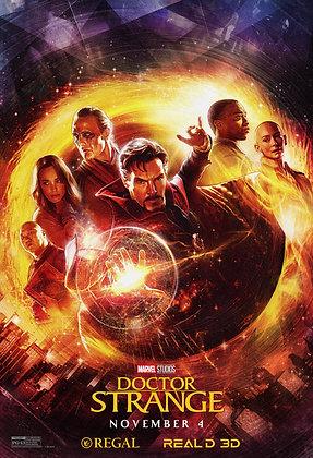 Doctor Strange | HD | Google Play | USA