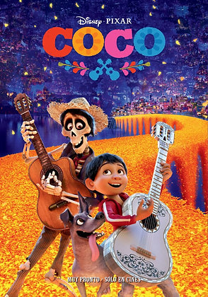 Coco | HD | Google Play | USA