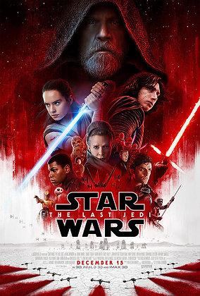 Star Wars: Episode VIII - The Last Jedi | HD | Google Play | USA