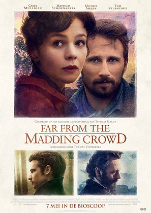 Far from the Madding Crowd | HD | Google Play | UK