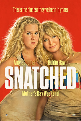 Snatched | HD | MA, VUDU, iTunes or GP  | USA