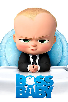 Boss Baby, The | HD | Movies Anywhere or VUDU | USA