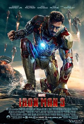 Iron Man 3 | 4K Movies Anywhere | USA