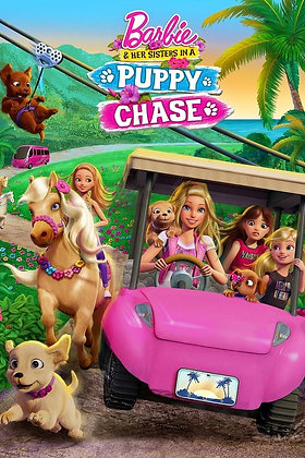 Barbie & Her Sisters in a Puppy Chase | HD | Google Play | UK