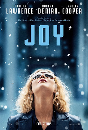 Joy | HD | MA, VUDU, iTunes or GP | USA
