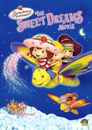 Strawberry Shortcake: Sweet Dreams Movie | HD | VUDU or Google Play | USA