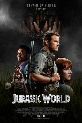 Jurassic World | HD | Movies Anywhere or VUDU | USA