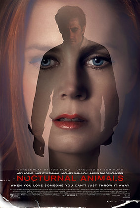 Nocturnal Animals | HD | Movies Anywhere or VUDU | USA