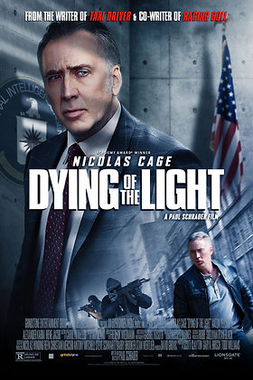 Dying of the Light | HD | VUDU | USA