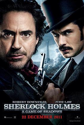 Sherlock Holmes: Game of Shadows | HD | Movies Anywhere or VUDU | USA