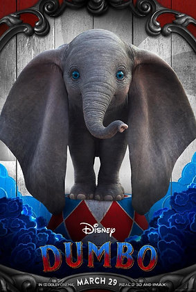 Dumbo (2019) | HD | Google Play | USA