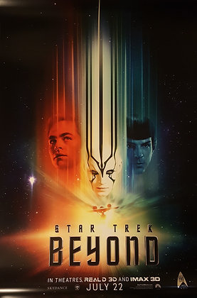 Star Trek Beyond | SD | iTunes | UK