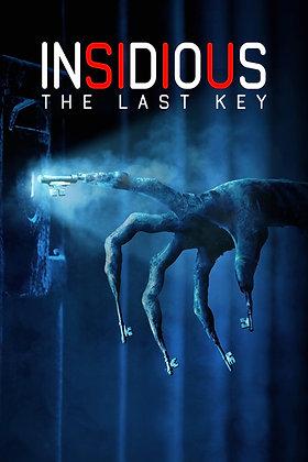 Insidious: The Last Key | SD | Movies Anywhere or VUDU | USA