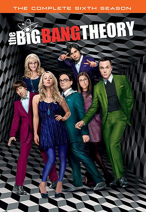Big Bang Theory: Season 6 | HD | Google Play | UK