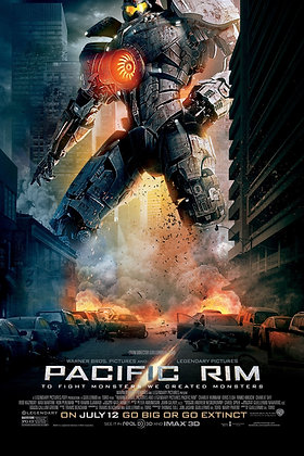 Pacific Rim | HD | Movies Anywhere or VUDU | USA