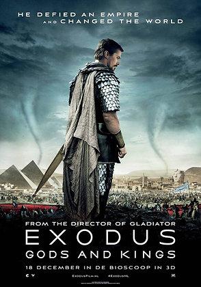 Exodus: Gods and Kings | HD | Google Play | UK