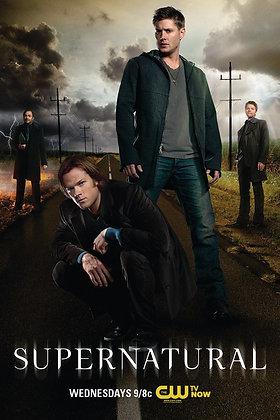Supernatural: Season 8 | HD | Google Play | UK