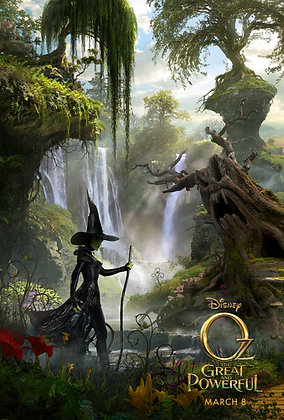Oz the Great and Powerful | HD | Movies Anywhere | USA