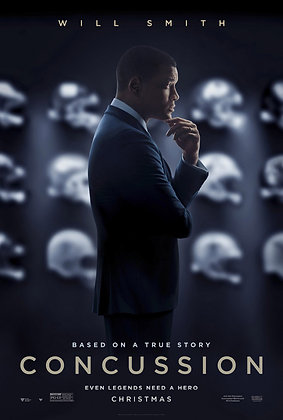 Concussion | HD | Movies Anywhere or VUDU | USA