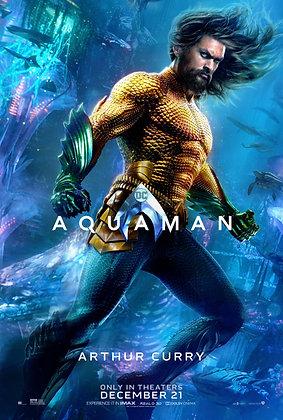 Aquaman | 4K | Movies Anywhere or VUDU | USA
