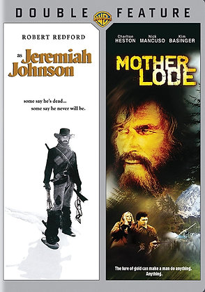 Jeremiah Johnson / Mother Lode - Double Feature | SD | VUDU | USA