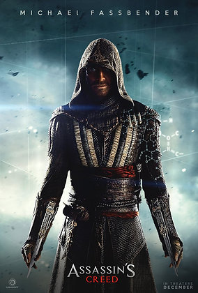 Assassin's Creed | HD | MA, VUDU, iTunes or GP | USA
