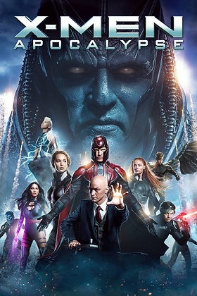 X-Men Apocalypse | HD | Google Play | UK