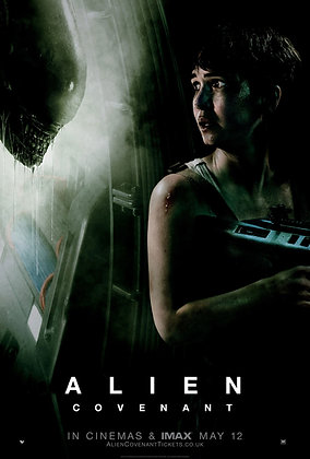 Alien: Convenant | HD | Google Play | UK