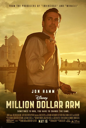 Million Dollar Arm | HD | Movies Anywhere | USA