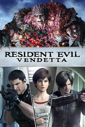 Resident Evil: Vendetta | HD | Google Play | UK