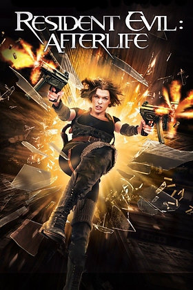 Resident Evil: Afterlife | 4K | Movies Anywhere or VUDU | USA