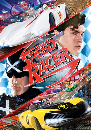 Speed Racer | HD | Movies Anywhere or VUDU | USA