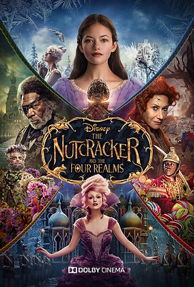 Nutcracker and the Four Realms, The | HD | Google Play | USA