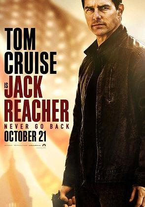 Jack Reacher: Never Go Back | HD | VUDU | USA
