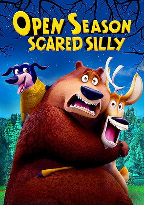 Open Season: Scared Silly | HD | Movies Anywhere or VUDU | USA