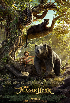 Jungle Book, The (2016) | HD | Google Play | USA