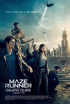 Maze Runner: The Death Cure | HD | Google Play | UK